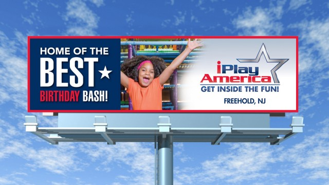 iPlay America billboard