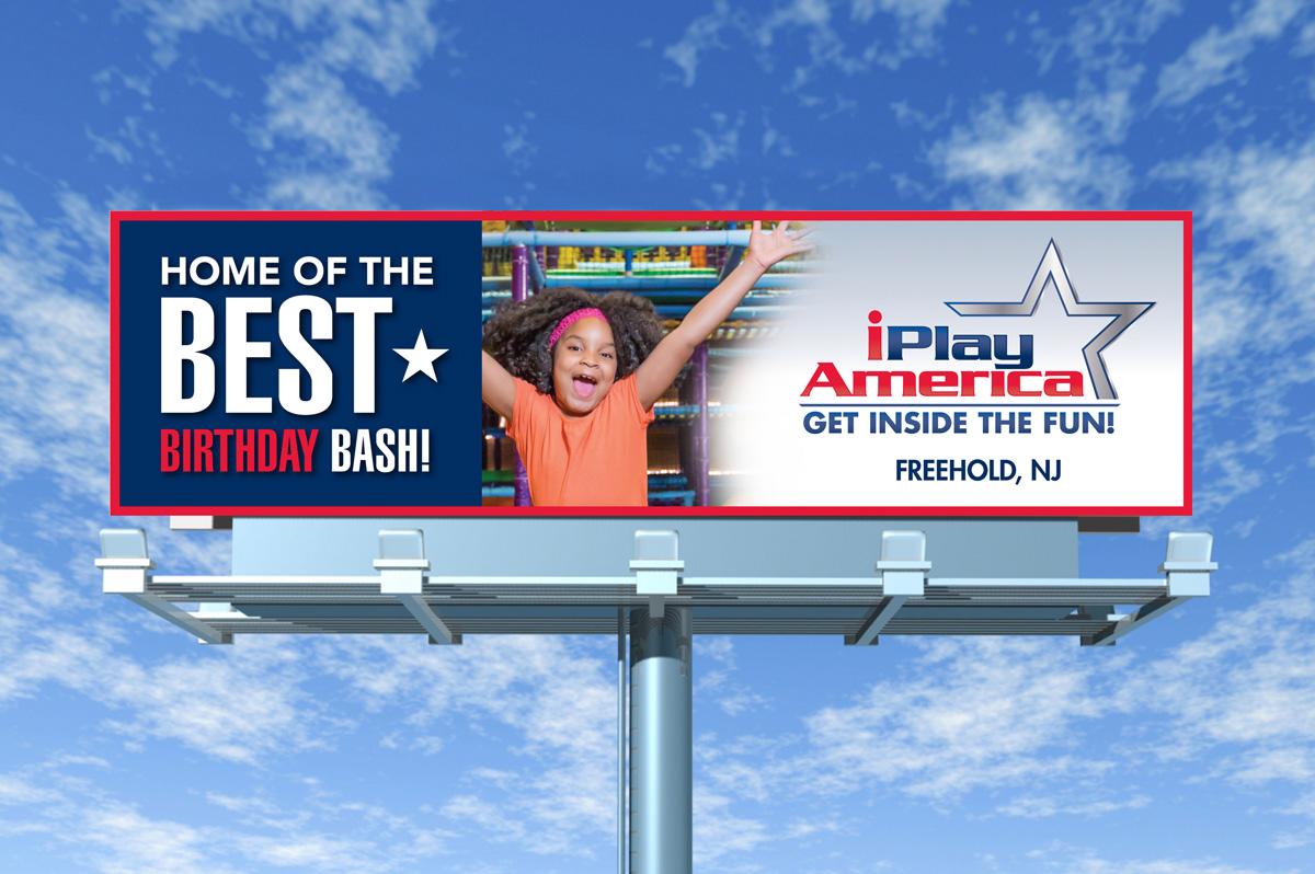 iPlay America billboard