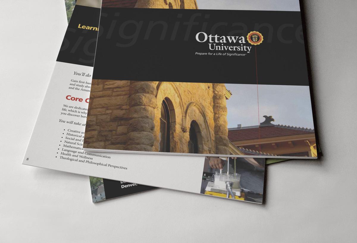 Ottawa University campaign