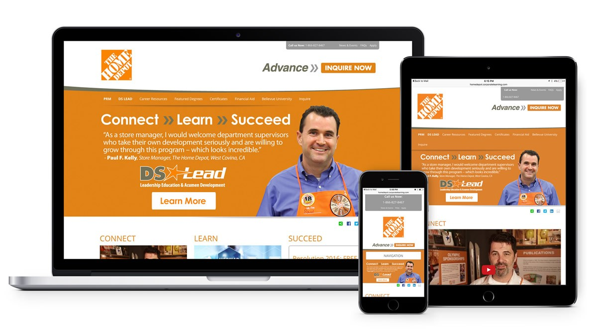 The Home Depot Corporate Portal