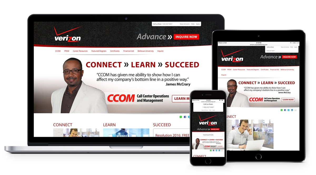 Verizon Corporate Portal